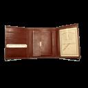 portafogli donna in pelle con portacarte di credito, portamonete e portadocumenti