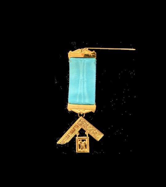 gioiello per ex maestro, da taschino