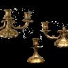 Candelieri in ottone